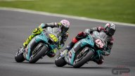 MotoGP: Rossi and Dovizioso happy with progress after first day of Misano test