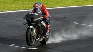 MotoGP: PHOTO - Stefan Bradl on the Honda 2022 prototype in the Misano tests