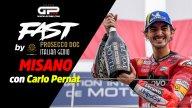 "MotoGP: Fast By Prosecco Misano, Pernat: ""Bagnaia and Bastianini the two B's of Ducati"""