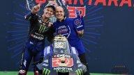 """MotoGP: Meregalli: """"Quartararo come Rossi, si diverte e porta felicità nel box"""""""