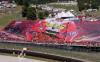 Moto - News: GP del Mugello: il tifo Rossi-Ducati