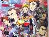 MotoGP: I piloti della MotoGP in un manga