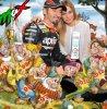 Moto - News: Max Biaggi, la principessa e...i 7 nani