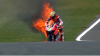 FP2: sparks between Sykes and Rea, Davies in flames
