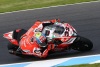 """SBK: Savadori: """"I need to improve to be with the leaders"""""""