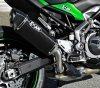 Moto - News: Exan: X-Black Ovale e X-GP per Kawasaki Z 900