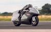 Moto - News: Guy Martin mette il turbo e vola a 436 Km/h con una Hayabusa