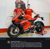 Moto - News: Domenicali: Superleggera pronti per Nardò per il controllo di qualità finale