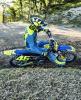 MotoGP: Valentino Rossi trains with motocross in Fermignano