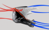 Moto - News: SM5: Debutta il nuovo casco della linea MX di Alpinestars