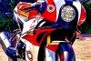 Moto - News: FOTO LEAK - Prima immagine della Bimota KB4 in veste definitiva